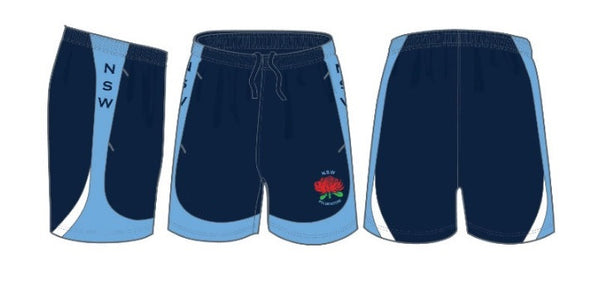 NSW Polocrosse Shorts