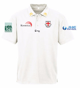 **CUSTOM MADE**- SMCC Short Sleeve Playing Polo