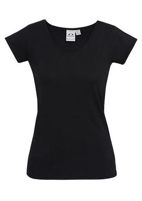 Viva Ladies V-Neck Tee