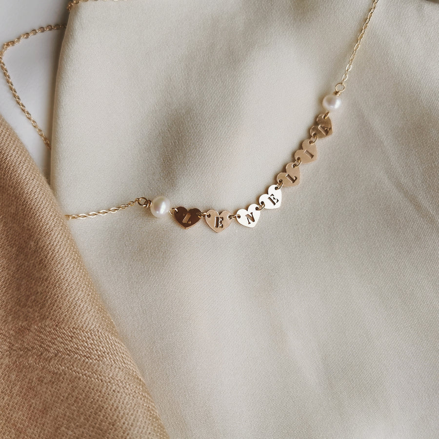 PearlLover | Say my name Necklace