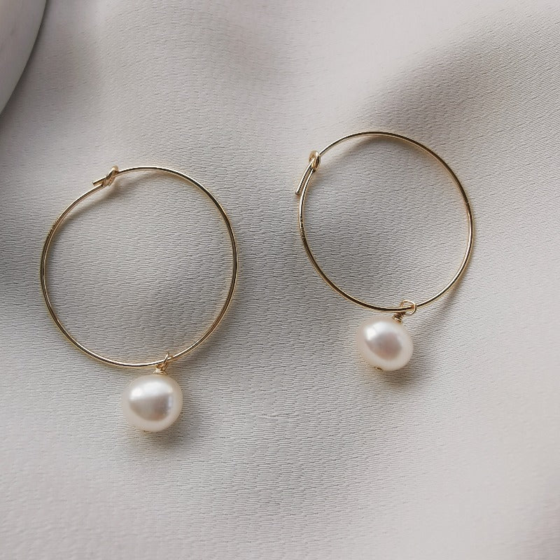 PearlLover | Julia Hoops