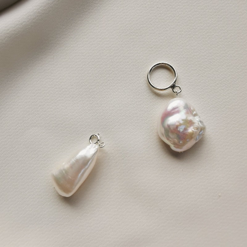 C&C | Large Keshi Pearl Charms