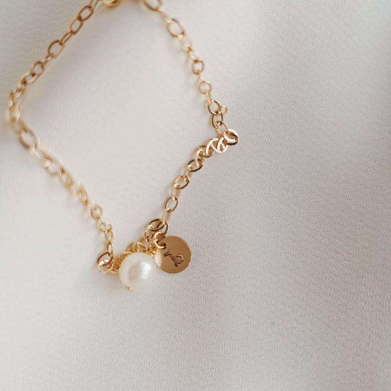 Zodiac | Simple Star Sign Bracelet/Anklet