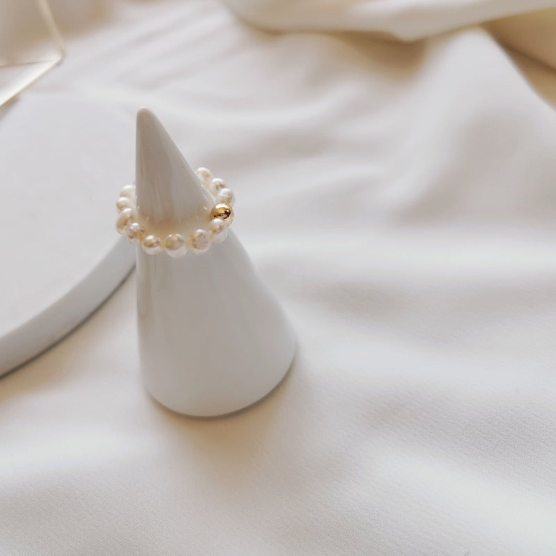 Fairy | Adele Pearl Ring