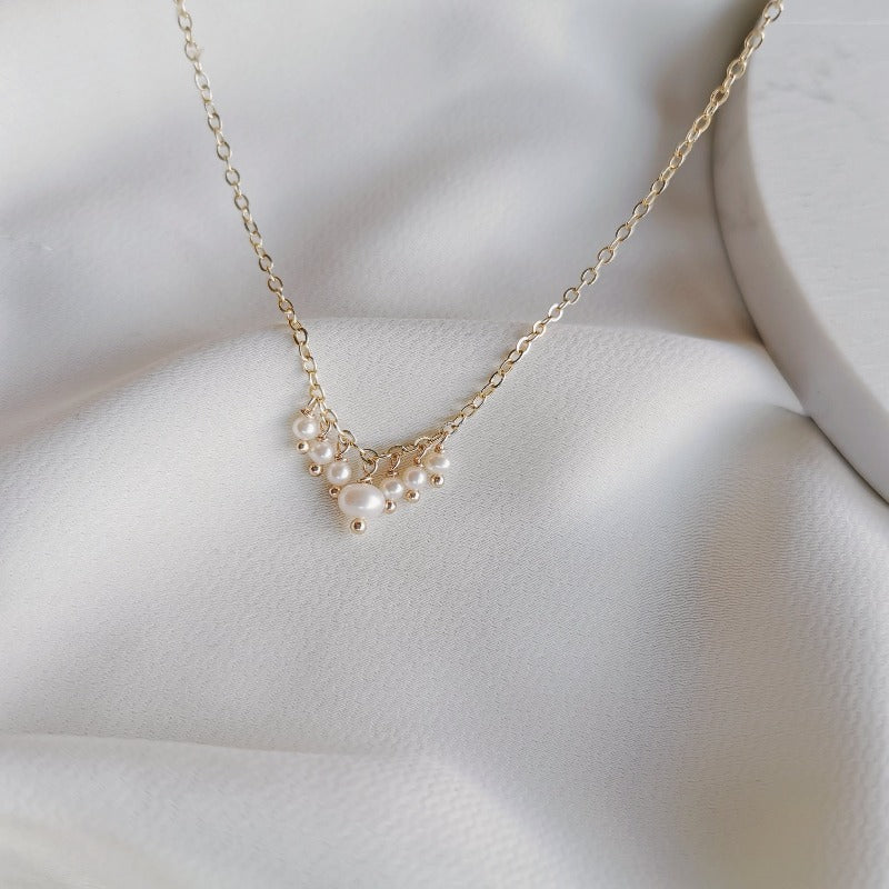 Mini | Kenia Droplets Necklace