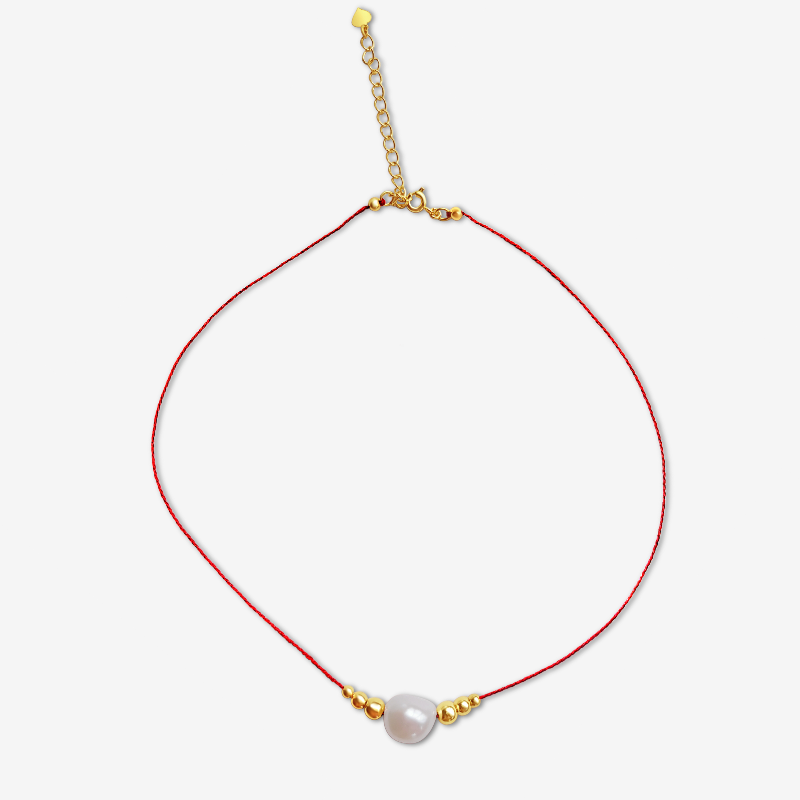 Limited Edition | NEW Fortune Red Choker Necklace