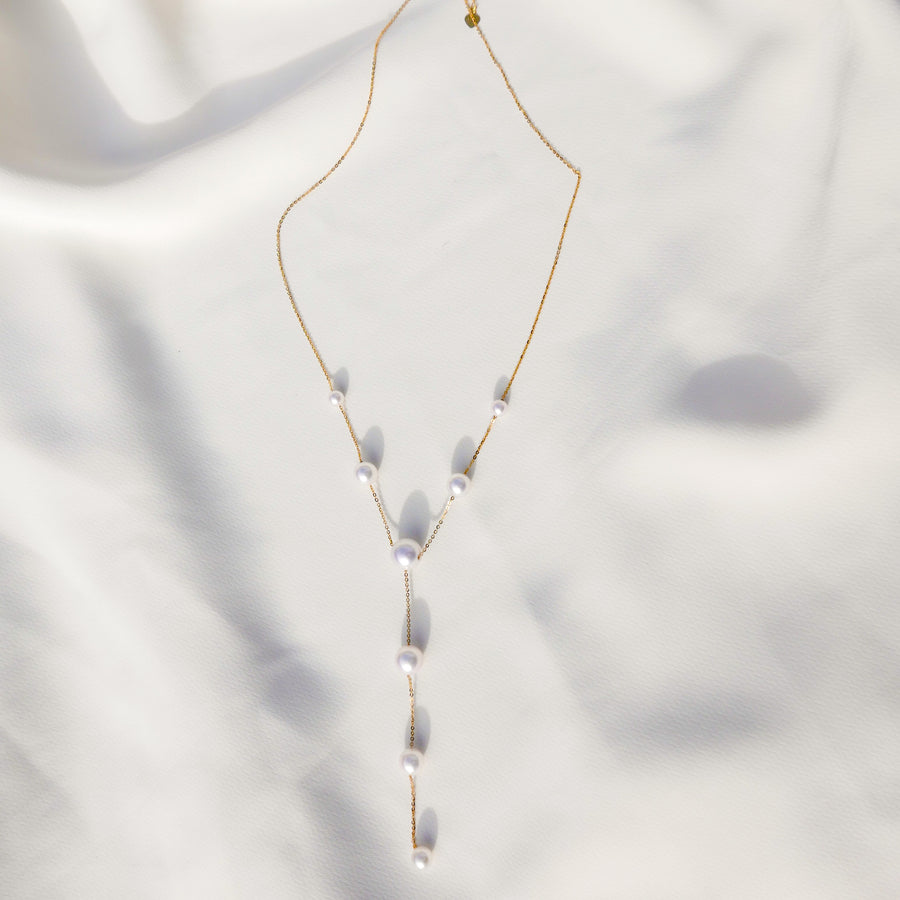 Ripple | Rosalie Y-shape Necklace