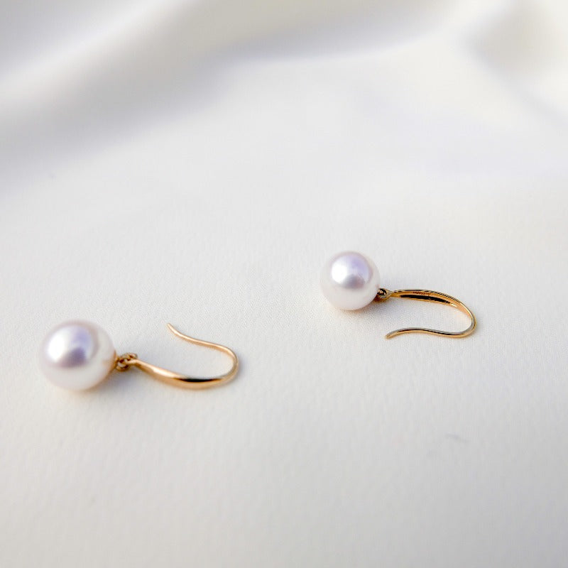 Essentials | Ellison Pearl Earrings
