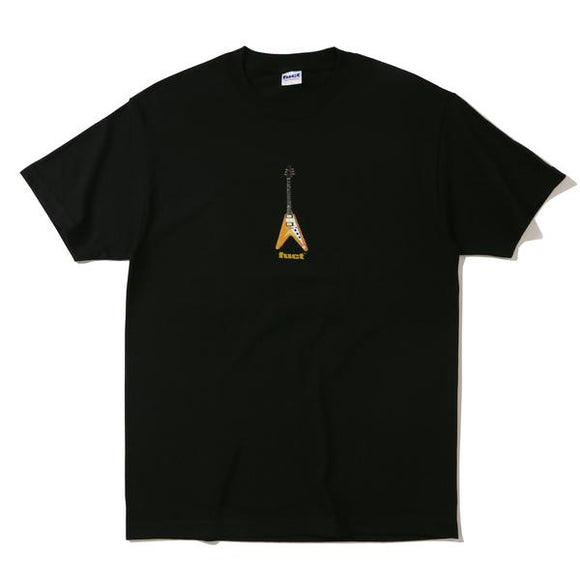 FUCT FLYING V T-SHIRT BLACK