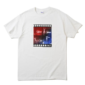 FUCT PULLED OVER T-SHIR WHITE - deviceone