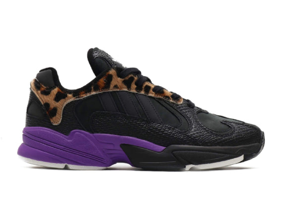 ADIDAS YUNG-1 ''CORE BLACK''