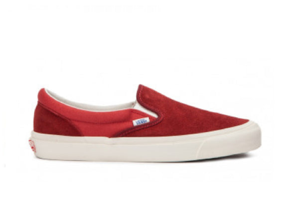 VANS OG CLASSIC SLIP-ON ''SUN DRIED''