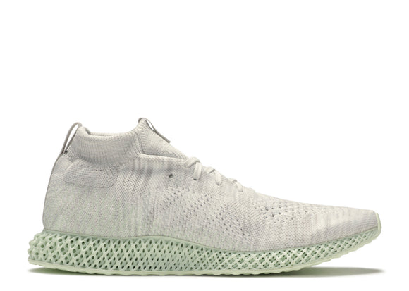 ADIDAS FUTURECRAFT 4D RUNNER MID 'CRYSTAL WHITE'