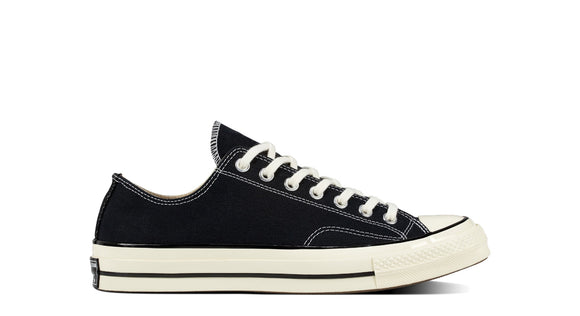 CONVERSE CHUCK 70 LOW BLACK - deviceone
