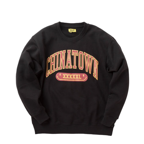 CHINATOWN MARKET GYM ARC CREWNECK - deviceone