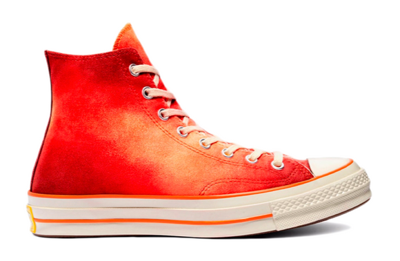 CONVERSE CONCEPTS X CHUCK 70 HIGH 'SOUTHERN FLAME' - deviceone