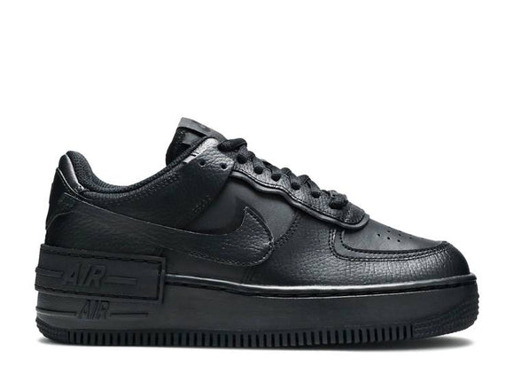 WMNS NIKE AIR FORCE 1 SHADOW 'TRIPLE BLACK' - deviceone