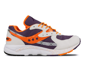 SAUCONY AYA  WHITE/ORANGE