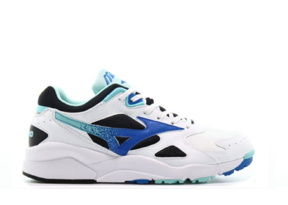 MIZUNO SKY METAL ''WHITE/BLACK/BLUE'' - deviceone
