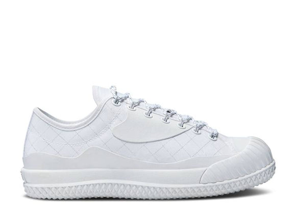 CONVERSE SLAM JAM X BOSEY MC LOW 'TRIPLE WHITE' - deviceone