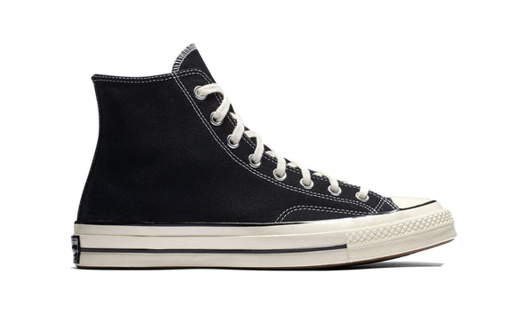 CONVERSE CHUCK TAYLOR ALL STAR 70 HIGH BLACK - deviceone