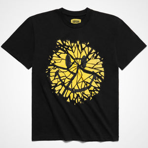 CHINATOWN MARKET SMILEY GLASS T-SHIRT - deviceone