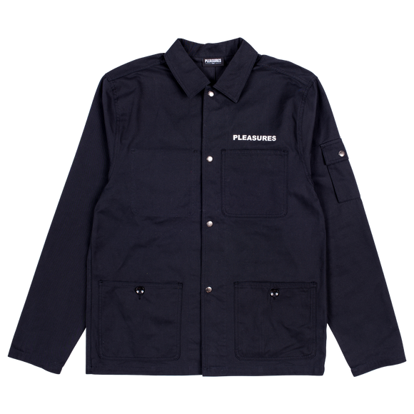 PLEASURES BDU LIGHTWEIGHT JACKET - deviceone