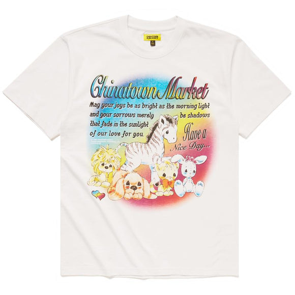 CHINATOWN MARKET BLESSINGS T-SHIRT - deviceone
