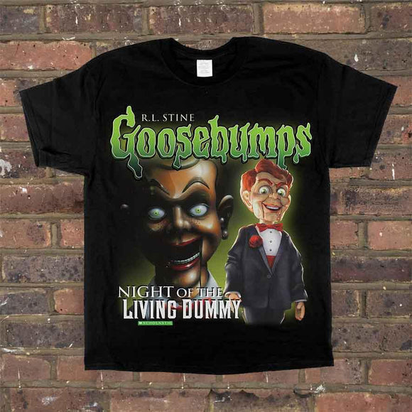 HOMAGE GOOSEBUMPS TEE