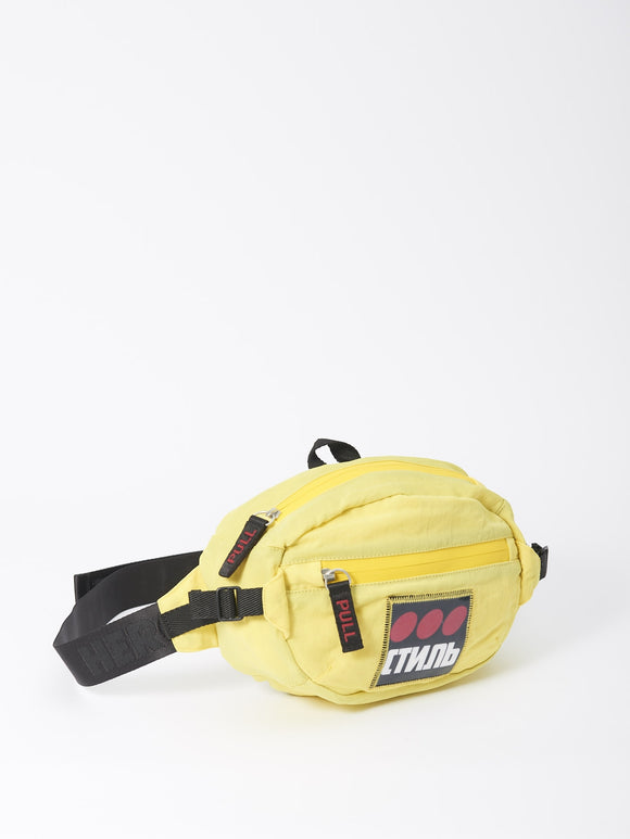 HERON PRESTON CTNMB FANNY PACK YELLOW - deviceone
