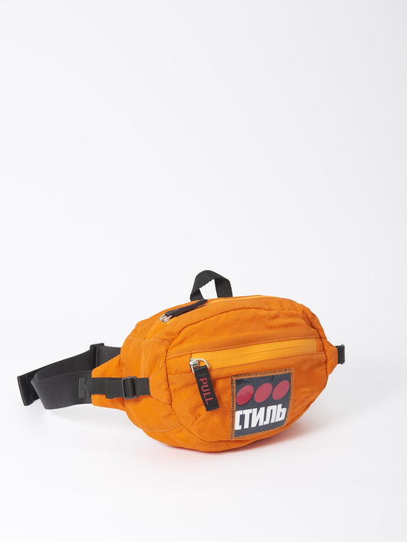 HERON PRESTON CTNMB FANNY PACK ORANGE - deviceone