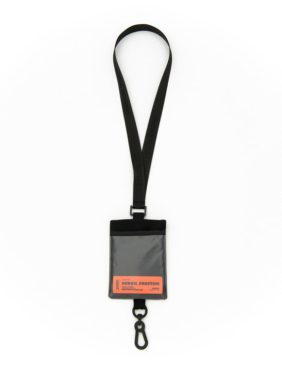 HERON PRESTON PASSPORT KEYCHAIN HOLDER