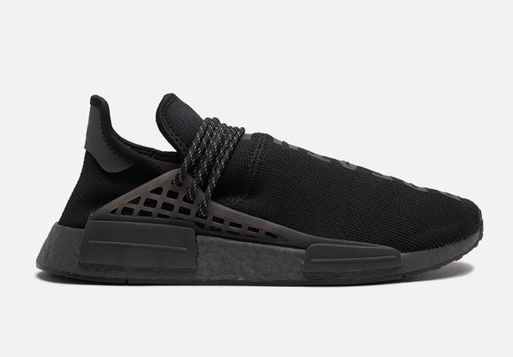 ADIDAS PHARREL X NMD HUMAN RACE 'TRIPLE BLACK'