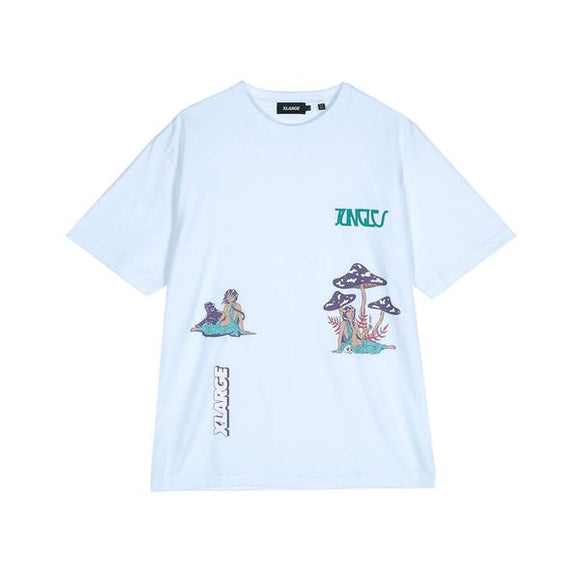 XLARGE RELAXED WOMAN SS TEE - deviceone
