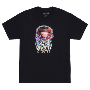 PLEASURES GODDESS T-SHIRT - deviceone