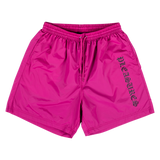PLEASURES CULT SHORTS PINK - deviceone