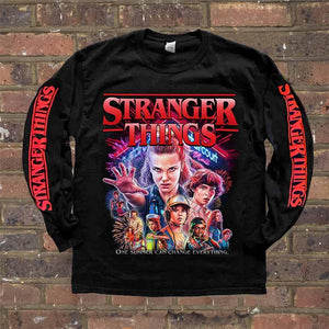 HOMAGE STRANGER THINGS LONGSLEEVE TEE - deviceone