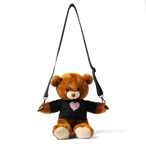 CHINATOWN MARKET TEDDY BEAR SIDE BAG - deviceone