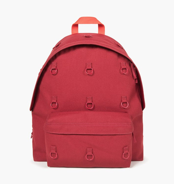 EASTPAK X RAF SIIMONS PADDED LOOP BURGUNDY - deviceone