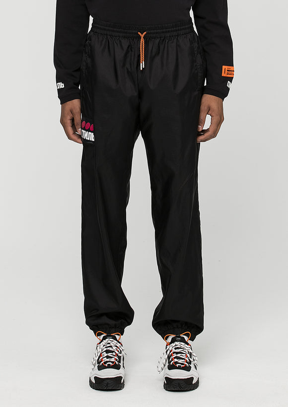 HERON PRESTON NYLON TRACKPANTS