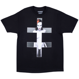 PLEASURES MECHANICAL T-SHIRT - deviceone