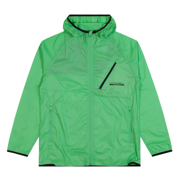 OAKLEY PACKABLE JACKET LASER GREEN