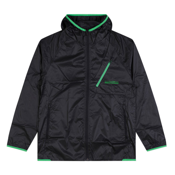 OAKLEY PACKABLE JACKET  BLACK