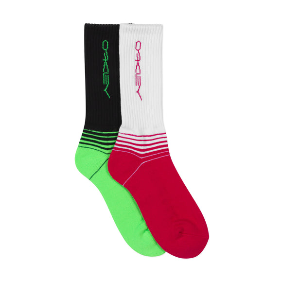OAKLEY SOCK STRETCH ( 2 PAIRS)