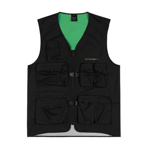 OAKLEY OUTDOOR VEST BLACK - deviceone