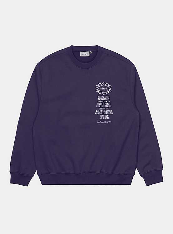 CARHARTT WIP PUBLIC POSSESSION SWEATSHIRT