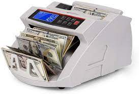 Bank grade money counter