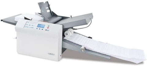 How to troubleshoot a Formax Paper Folding Machine