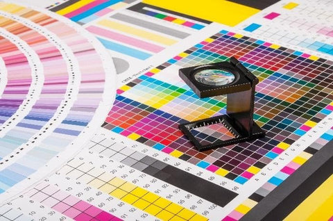 Business laser check printing