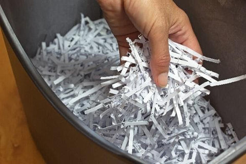 FAQS about paper shredder